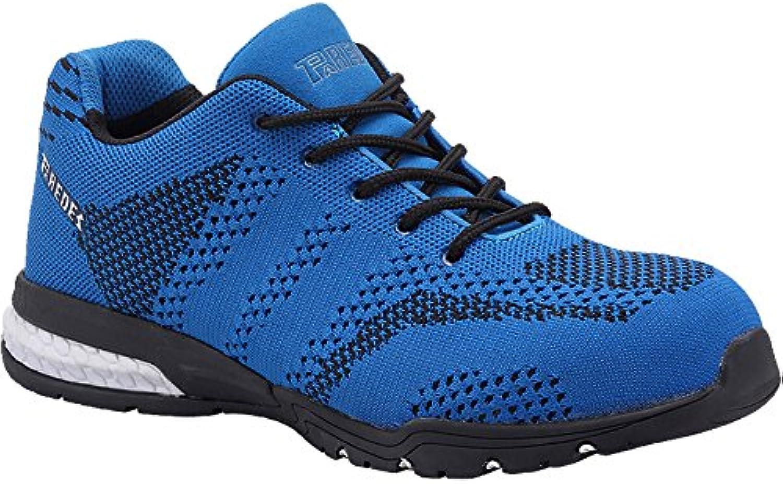 Paredes Sp5040 AZ40 Monaco – Zapatos de seguridad S1P talla 40 AZUL/NEGRO