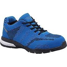 Paredes SPRO+ MONACO AZUL PAREDES SP5040-AZ/39 - Zapatilla deportiva seguridad azul,