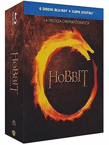 Lo Hobbit - La trilogia cinematografica [Blu-ray] [Import (Pace Lilly)