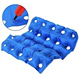 Air Inflatable Cushion Cuscino Antidecubito Cuscino Gonfiabile Per Ufficio Four Seasons Plus Cuscino Cuscino Quadrato Per Culo A Nove Fori