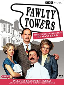 Fawlty Towers: Complete Collection [DVD] [Region 1] [US Import] [NTSC]