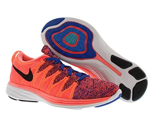 Funcionamiento Color Nike De Mujer Flyknit 2 Zapatos Para Naranja Lunares cZtFZ8Pxwq