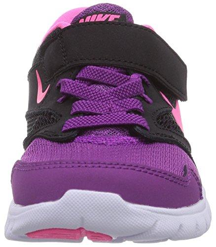 Nike Flex Experience 3 Scarpe Da Corsa, Bambina Viola (Bold Berry/Pink Pow-Blk-White 502)
