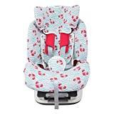 JANABEBE Custodia per Chicco Seat Up 0 1 2 e YOUniverse (Crabby)