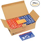 Best Nerf Nerfs - Looyat 200pcs Bullets for Nerf N-strike Blaster Elite Review