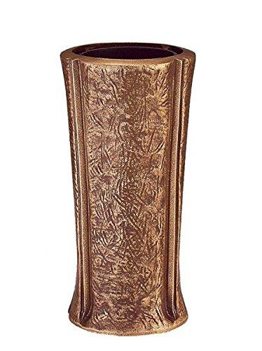 serafinum-tombe-vase-en-bronze-tonka-marron-clair-18x95cm-hxdm