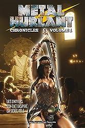 Métal Hurlant Chronicles : Saison 1 (HUMANO.HUMANO.) (French Edition)