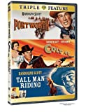 Colt 45 / Fort Worth / Tall Man Riding [DVD] - Randolph Scott, David Brian, Phyllis Thaxter, Helena Carter, Dickie Jones