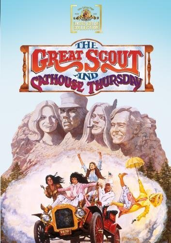 Great Scout And Cathouse Thursday by Lee Marvin