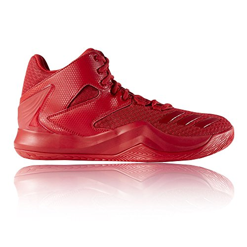 low priced 44fe5 27d44 adidas Herren D Rose 773 V Basketballschuhe rot
