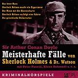 Meisterhafte Fälle - Sherlock Holmes