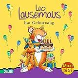 Maxi-Pixi Nr. 53: VE 5 Leo Lausemaus hat Geburtstag