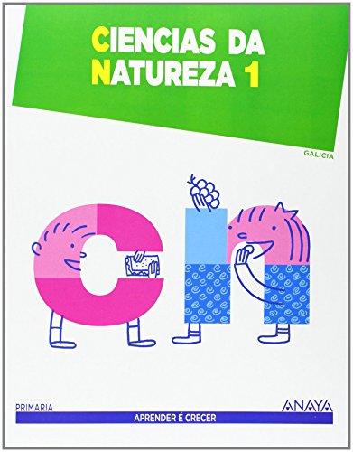 Ciencias da natureza 1 (aprender é crecer)