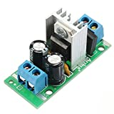 LaDicha 3Pcs L7812 Lm7812 Drei Terminal Spannungsregler Modul 12V Spannungsregler Modul Gleichrichter Filter Stromwandler