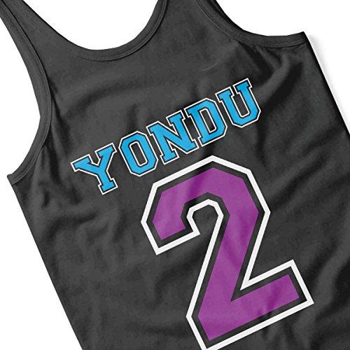 Yondu 2 Guardians of the Galaxy Men's Vest Black