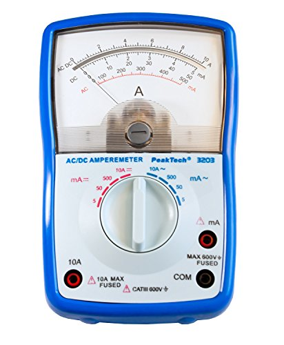 PeakTech Analog Multimeter 3203