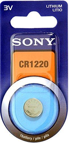 Galleria fotografica Set di 3batterie Sony CR1220litio 3V