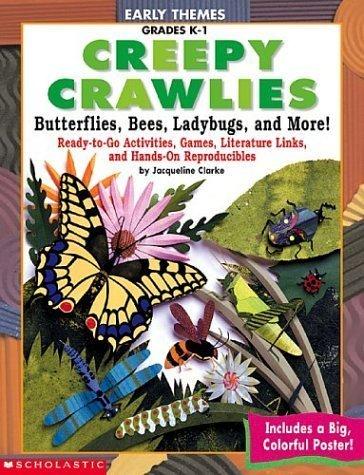 Creep Crawlies: Butterflies