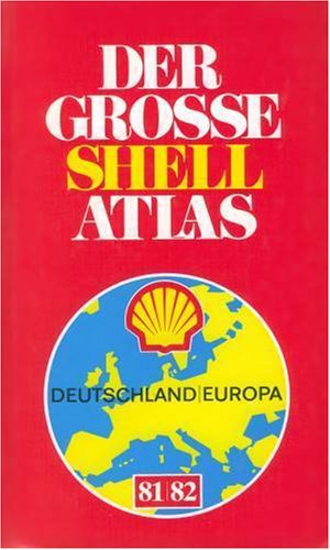 Der Neue Grosse Shell Atlas, 1989/90