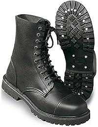Surplus botas de seguridad, colour negro talla 39.