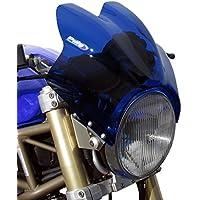 Artudatch Pare-brise moto Protection pare-brise pour Yamaha YZF R1 2007-2008