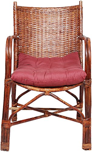 Novelty Cane Art CHDC1 Chair (Brown)