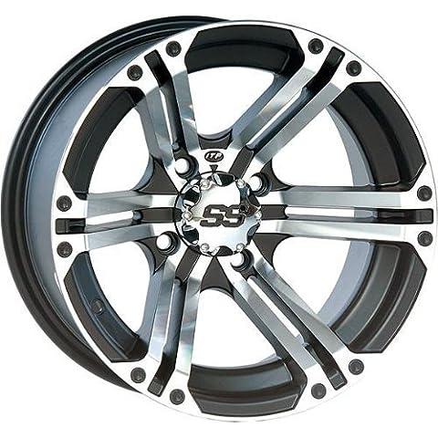 ITP SS212 ruota, 14 x 6, 4, 2, 4/156 arretramento, bullone a macchina, motivo: 4/156, Rim Offset: 4 ruote, dimensioni: 14 x 6 cm, colore: a macchina, posizione anteriore 14SS303BX by