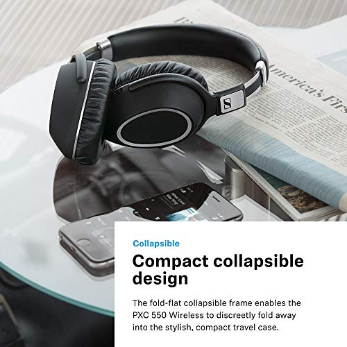 Sennheiser PXC 550 Kopfhörer (Noise-Cancelling Wireless) - 6