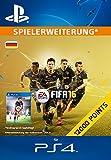 12000 FIFA 16 Ultimate Team Points [Zusatzinhalt][PS4 PSN Code - deutsches Konto]