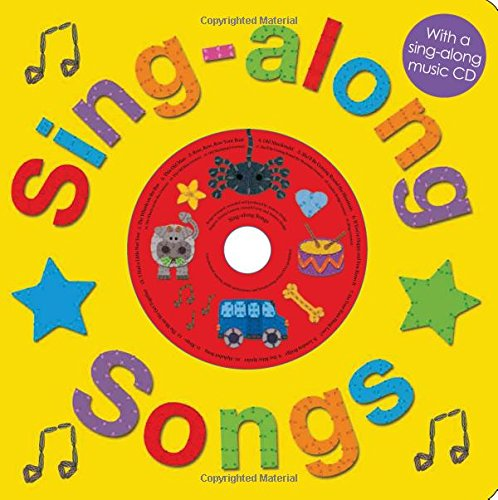 SINGALONG SONGS WITH CD (Along-cd Sing)