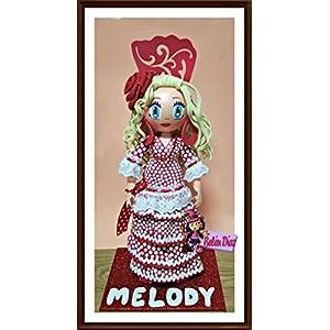Flamenco-Puppen