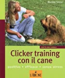 Image de Clicker training con il cane