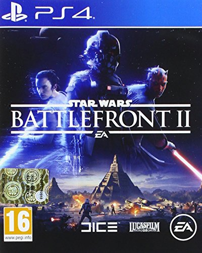 Star Wars Battlefront 2 Standard [Playstation 4]- Italienisch