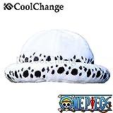 CoolChange One Piece Hut von Trafalgar Law vor dem Zeitsprung Cosplay Kostüm