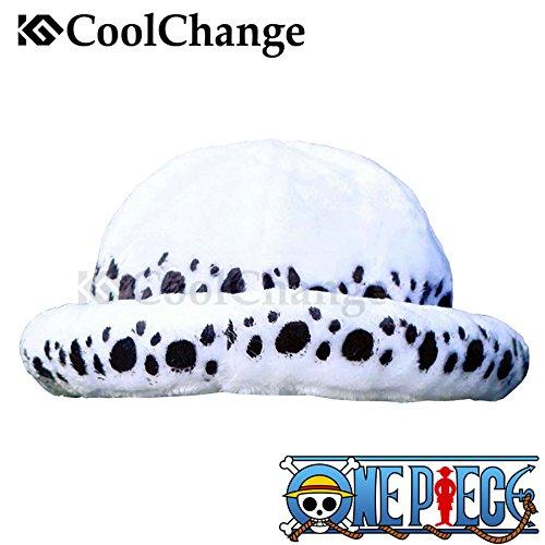 CoolChange One Piece Hut von Trafalgar Law vor dem Zeitsprung Cosplay (Hearts Halloween Of Kostüm Ace)