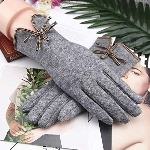 SUNHAO Damenhandschuhe Winter Ko...