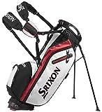 Srixon Z85Stand Borsa da Golf, Z85 SRX Stand Bag Wht/Red/Blk, Bianco/Rosso/Nero