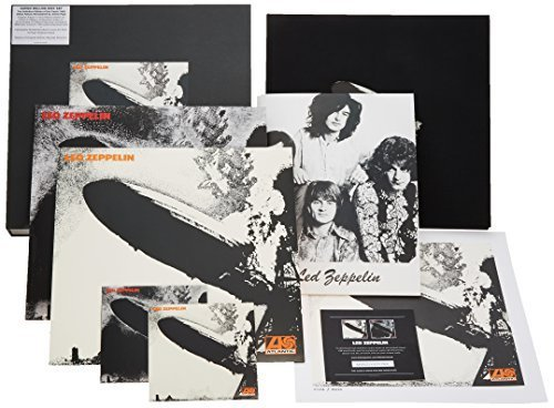 Led Zeppelin I (Super Deluxe Edition Box) (CD & LP) by Led Zeppelin (2014-05-04)