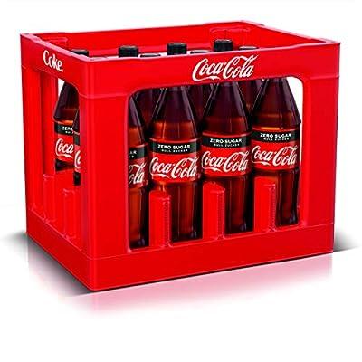 Coca-Cola Zero Sugar Mehrweg, (12 x 1,0 l)