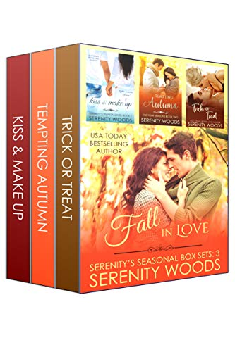 Fall in Love (Serenity's Seasonal Box Sets Book 3) (English Edition)