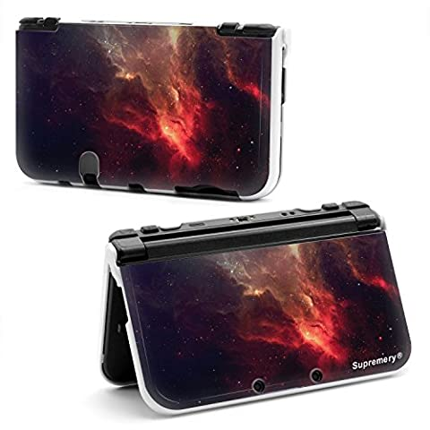 Supremery New Nintendo 3DS XL Case Hülle Kunststoff-Shell Hard Cover