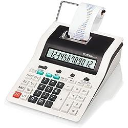 Acco 63282 Calculatrice Citizen C x -123N 12 Chiffres 267 x 202 x 77mm Plastique Assorties