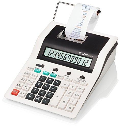 Citizen CX-123N Tischrechner Druckender Weiß