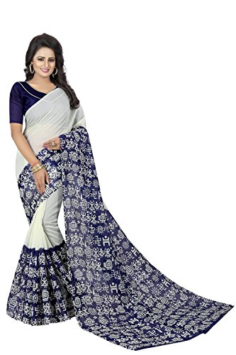SAREE(Macube Women's Clothing Sarees for women latest Color Saree collection in latest...