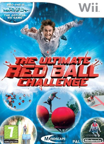the-ultimate-red-ball-challenge-bbcs-total-wipeout-wii-import-anglais
