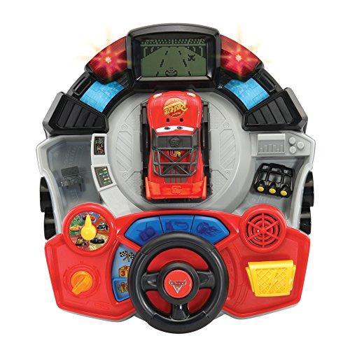 VTech- Simulador de conducción, Puesta a Punto Rayo Mcqueen Cars 3 (3480-197122)