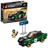 Lego Speed Champions Ford Mustang Fastback,, 75884
