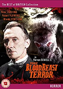 The Blood Beast Terror [DVD]