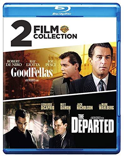 DEPARTED/GOODFELLA BD 2PK [Blu-ray]