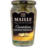 Maille Cornichons aux Oignons Rissolés 220 g